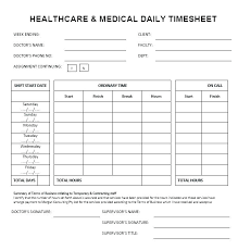 Daily Template Work Assignment Sheet Spreadsheet Weekly Schedule