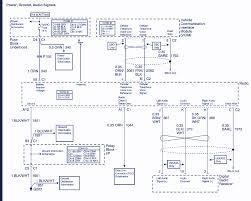 2004 chevy impala radio wiring diagram