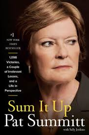 "Quote By Pat Summitt ""My Shortterm Factual Memory Can Be Like Custom Pat Summitt Quotes"