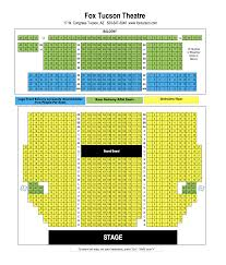 Fabulous Fox Theater Atlanta Seating Chart Theater Seat Numbers Online Charts Collection
