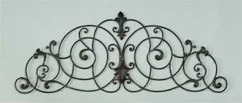 Small Picture Decorative Metal Scroll Wall Decor Accents
