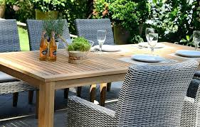 full size of rattan garden furniture table and 6 chairs round rectangular wicker dining set teak