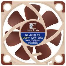 Корпусной <b>вентилятор Noctua NF-A4X10</b>-<b>5V</b> - отзывы ...