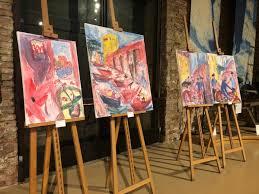 """Al Museo del sale torna il laboratorio di pittura """"Chiacchere e Colori su  Cervia improvvisata"""" – Ravenna24ore.it"""