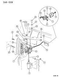 1994 dodge ram van door front lock controls