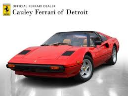 Used Ferrari 308 Gtsi For Sale In New Mexico Carsforsale Com