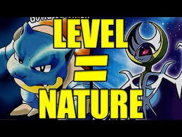 Pokemon Platinum Nature Chart Level Nature For The Virtual Console Pokemon Sun And Moon Pokemon Bank Transfer Guide