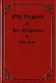 The Project Gutenberg Ebook Of Old Virginia And Her