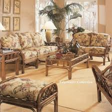 Rattan Living Room Set Edgewater Rattan Furniture Kozy Kingdom