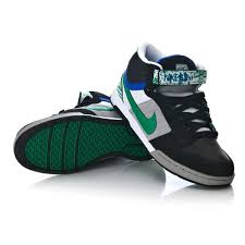 nike 6 0 skate shoes. nike 6.0 shoes - air mogan mid black/sea green 6 0 skate