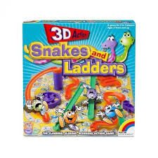 3D Snakes \u0026 Ladders Game Toys for 5 - 7 year olds | Shop toys in-store and online