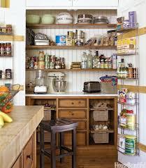 Kitchen pantry Shallow House Beautiful 20 Stylish Pantry Ideas Best Ways To Design Kitchen Pantry