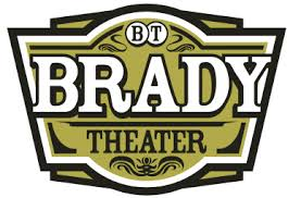 Image result for brady theatre