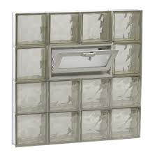 tinted glass block windows the home depot