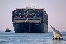 Von wegen Sandsturm – Kapitän setzte die Ever Given mit Vollgas ins Ufer  des Suezkanals - 20 Minuten