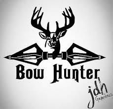 Bowhunter decal - Zeppy.io