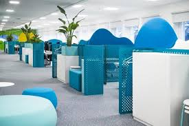 office interior colors. Bright Interior Colors And Office Design Ideas Inspiring Creativity In King