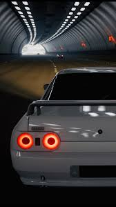 White coupe, nissan, gtr, r32, skyline, front view, car, mode of transportation. Nissan Gtr R32 Aesthetic Wallpaper Nissan Gtr R32 1080p 2k 4k 5k Hd Wallpapers Free Download Wallpaper Flare We Hope You Enjoy Our Growing Collection Of Hd Images To Use