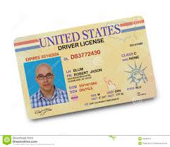 Fake 43920374 Document Of License Stock Photo Image Driver Current -