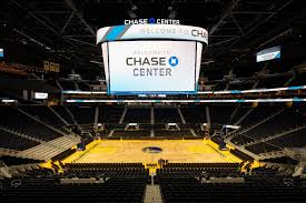 Chase Center Arena Seating Chart A System For Champions
