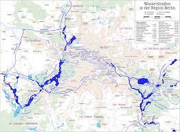 690 km auf seeschifffahrtstraßen (ohne außenbereiche der seewärtigen zufahrten). Datei Karte Der Berliner Wasserstrassen Png Wikipedia