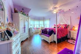 white furniture decor bedroom. White Furniture Design Ideas Beautiful Girls Bedroom With And Bright Purple Decor E
