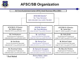Air Force Sustainment Center Org Chart Afsc Small Business Office Aug Ppt Download