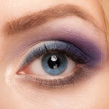 blue eyes can be tricky depending on your hair color and plexion for the most part blue e beauty s can get away with wearing colors in the orange