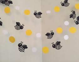 mommy to bee bumble bee baby shower decorations bumble bee birthday party decoration bee paper garland bumble bee nursery room decoration baby nursery cool bee