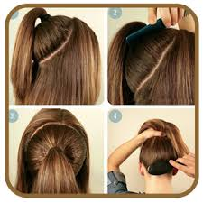Hairstyle Easy Step By Step easy hairstyles step by step android apps on google play 2099 by stevesalt.us