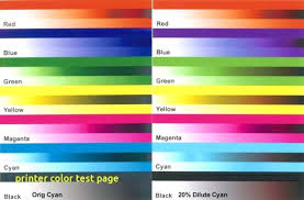 Canon Color Printer Test Page For Coolest Laser Pag Dpalaw
