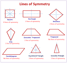 Line Symmetry And Plane Symmetry Examples Videos