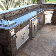 custom design your own outdoor kitchen