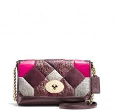 Coach Handbag for Women Multi Color,38367