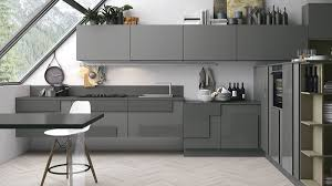 Gray Kitchen Floors 30 Gorgeous Grey And White Kitchens That Get Their Mix Right