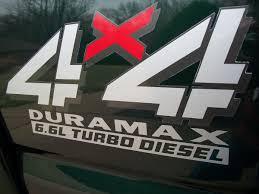camo duramax diesel logo. Wonderful Duramax 2 4x4 DURAMAX 66l TURBO DIESEL Vinyl Decals Stickers For Camo Duramax Diesel Logo