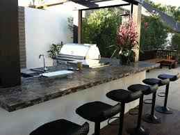 Fresh And Modern Outdoor Kitchens - Modern outdoor kitchens
