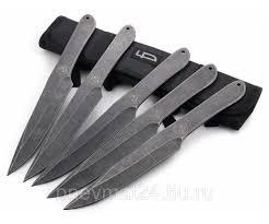 <b>Набор из 5 метательных</b> ножей (M-122LBS), цена 3 490 руб ...