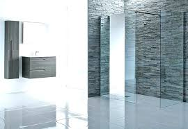 showers aqua glass shower enclosure showers one piece stall photo 5 walk enclosures the five minute