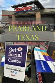 Costco Pearland Texas Now Open Pearlandcostco Bulktraveler