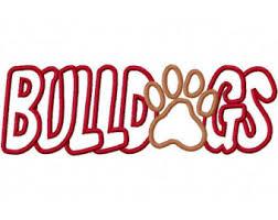 red bulldog paw clipart. Interesting Paw Bulldog20paw20print Intended Red Bulldog Paw Clipart G