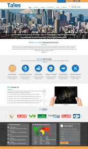 Metropolitan Services Website Design Professional Modern Security Web Design For Talos By