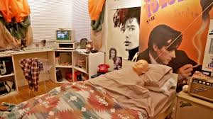 Nerd Bedroom Theres A Perfect Recreation Of Ferris Buellers Bedroom At