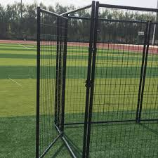 Welded wire dog fence Wire Mesh Welded Wire Dog Fence Kennel Dog Pen Hejian Pufeite Metal Products Co Ltd China Ft Ft Ft Welded Wire Dog Fence Kennel Dog Pen