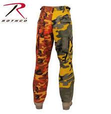 Rothco Pants Size Chart Rothco Two Tone Camo Bdu Pants