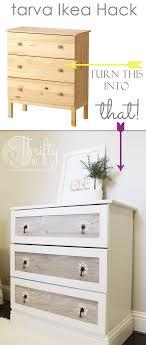 ikea tarva dresser hack. Ikea Tarva Dresser Makeover Hack