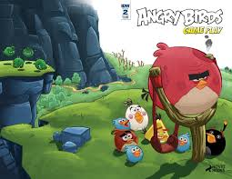 Angry Birds - Game Play - Retromags Community