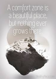 A Comfort Zone Is A Beautiful Place Quote Author Best Of Aino Pajukangas Pajukangas On Pinterest