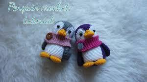 Penguin Crochet Pattern Best Inspiration Ideas
