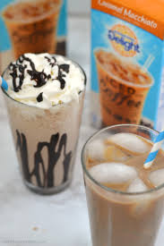 And of course, comes in your favorite flavors. Mocha Freeze Blended Coffee Recipe Three Little Ferns Family Lifestyle Blog